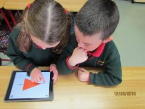 scoil-mhuire-ipads-project