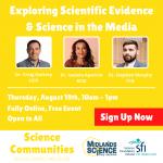 Science Communities Forum 1 Description